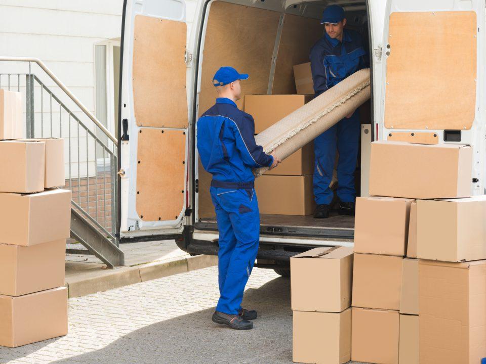 Cranston Moving Services